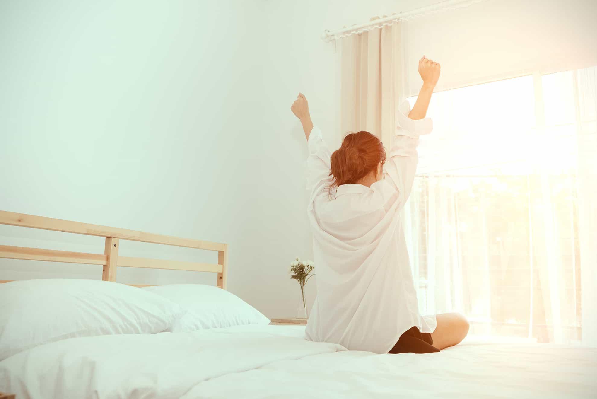 Der Schlaf als Regenerationsprogramm für den Körper