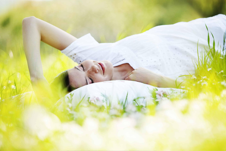 Coole Decken für heiße Sommernächte