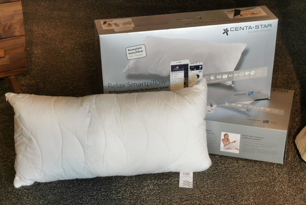 Relax Smart Pillow