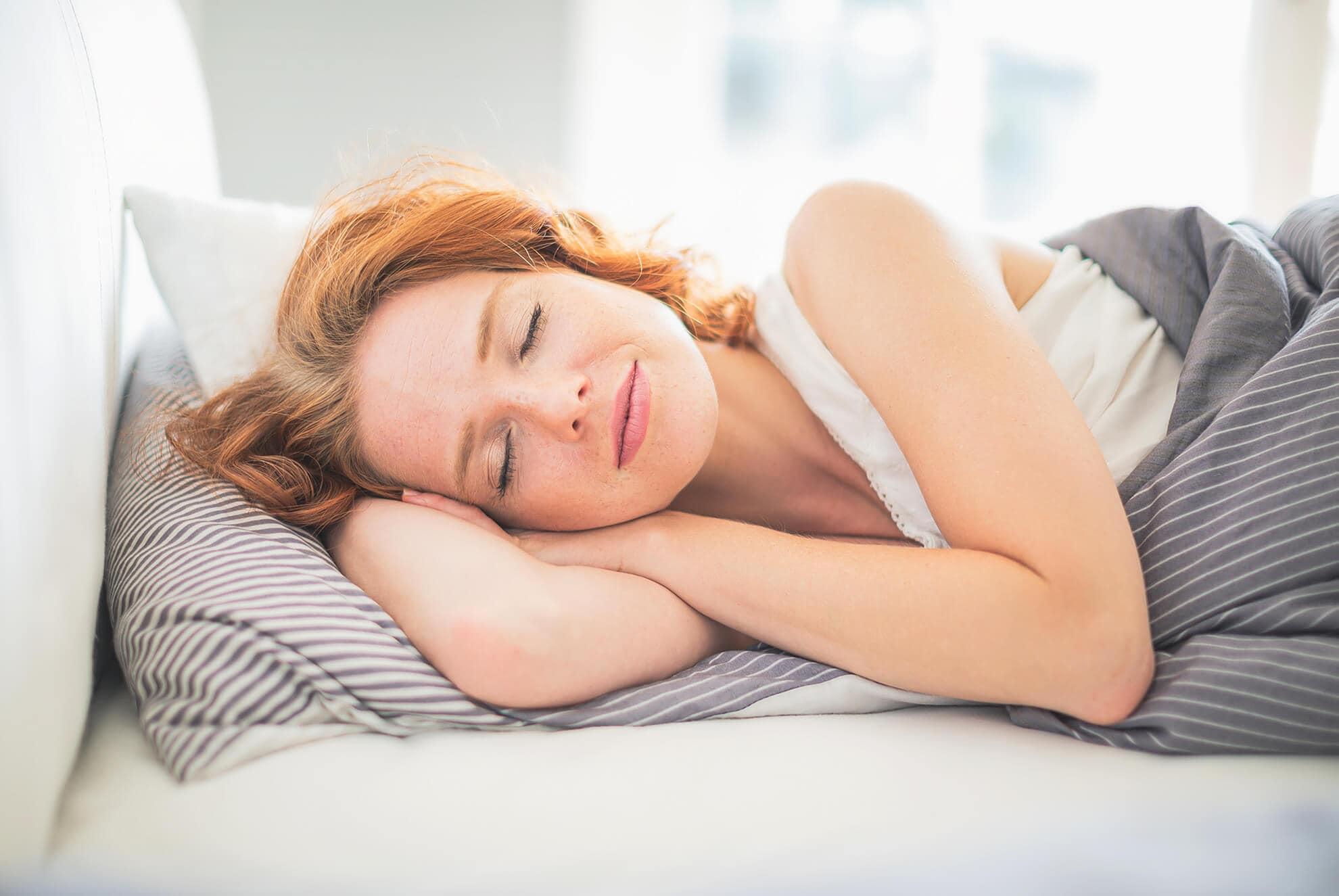 Gut unterfedert schläft sich besser