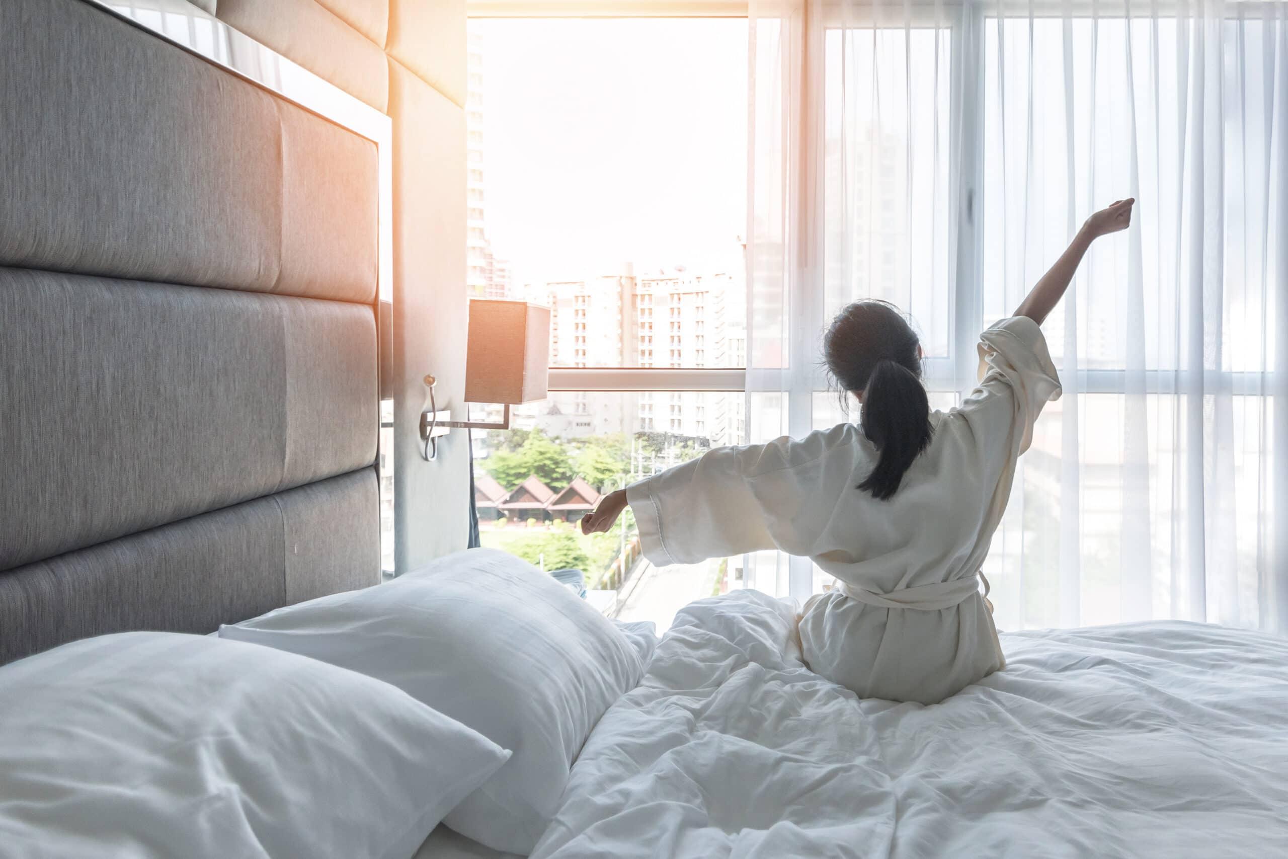 Morgens schneller wach werden